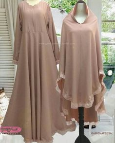 Pattern Sewing: Search results for ابحث في الموقع. Muslim Women Fashion, Islamic Fashion, African Fashion Dresses, Fashion Outfits, Hijab Style Tutorial, Moslem Fashion, Hijab Style Dress, Mode Abaya, Abaya Designs