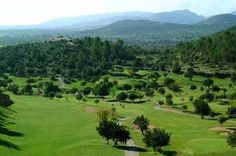 Golf Course Son Termens in Majorca, Spain - From Golf Escapes