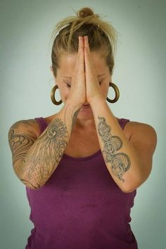 Temple Beautification: The Yoga of Tattoos.