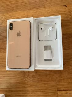 Apple iPhone XS Max - - Gold (Verizon) (CDMA GSM) - Iphone XS iPhone 11 Pro Giveaway Contest Enter now and complete a simple survey for a chance to win a brand new iPhone 11 Pro. Iphone 10, Best Iphone, Iphone 8 Plus, Apple Iphone, Iphone Cases, Apple Packaging, Iphones For Sale, Iphone Price, Iphone Accessories