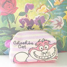 Chat mini trousse Alice au pays des merveilles & Cheshire Cat - Alice in wonderland