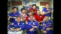 Expedition 45/Visiting Crew Welcomed Aboard the Space Station September 4, 2015: After launching on September 2 in their Soyuz TMA-18M spacecraft from the Baikonur Cosmodrome in Kazakhstan, Expedition 45 Soyuz Commander Sergei Volkov of the Russian Federal Space Agency (Roscosmos) and visiting crew members Andreas Mogensen of the European Space Agency and Aidyn Aimbetov of the Kazakh Space Agency (Kazcosmos) arrived at the International Space Station on Sept. 4. A few hours after docking…
