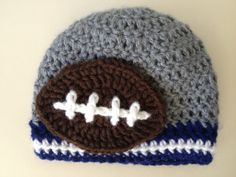 Hey, I found this really awesome Etsy listing at http://www.etsy.com/listing/153306932/dallas-cowboys-crochet-baby-hat-football