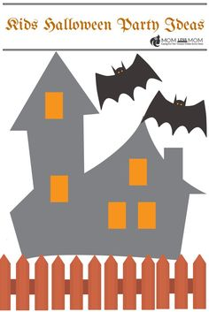 Children's Halloween Party Ideas-  simple ways to create a Halloween party for all your little ghouls and ghosts that is sure to be frightfully fun and not-so-scary on your budget. These Children's Halloween Party Ideas will  come handy for your party decorations on the cheap! #Halloweenpartyideas #halloween