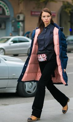 The best street style from Tbilisi Spring 2017 Fashion Week. Photographed by StyleDuMonde.