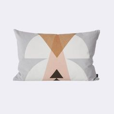 Pillows Ferm Living on YOOX. The best online selection of Pillows Ferm Living. YOOX exclusive items of Italian and international designers - Secure payments Modern Throw Pillows, Grey Cushions, Colorful Pillows, Accent Pillows, Decorative Pillows, Toss Pillows, Design Shop, Deco Design, Grey Cushion Covers