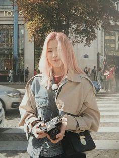 K Pop, My Little Girl, My Girl, Role Player, Pretty Girls, Girl Group, Bomber Jacket, Korean, Female