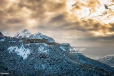 The Fort of Briançon | Hautes-Alps, France | #stockphotos #gettyimages #print #travel |