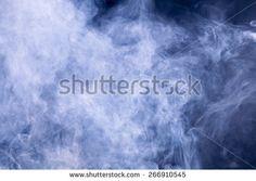 smoke abstract on dark background