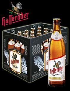Hasseröder Bier war vor der Wende meist nur im Raum Magdeburg zu bekommen. Heute zählt es zu den beliebtesten Biersorten in Ost und West.