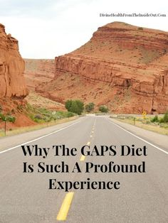 Why The GAPS Diet Is Such A Profound Experience | Divine Health