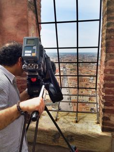 Newsworthy views from the Due Torri, Bologna Italy #blogville