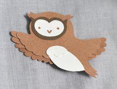 owl felt