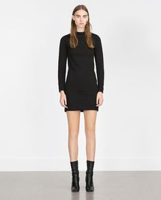 ZARA - COLLECTION SS16 - KNIT DRESS