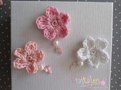 Knitales: Spring flowers!