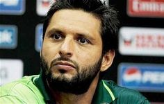 Afridi fears for Pakistan's World Cup chances |