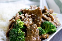 Panda Express Beef and Broccoli (Copycat). Panda Express Beef and Broccoli (Copycat) Recipes A Panda Express Beef and Broccoli delicious spot-on copycat with tender stir fried flank steak and steamed . Panda Express Beef And Broccoli Recipe, Panda Express Mushroom Chicken, Panda Express Recipes, Easy Chinese Recipes, Asian Recipes, Beef Recipes, Cooking Recipes, Asian Foods, Dinner Ideas