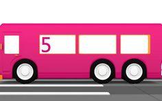 Cartoni animati per bambini - le macchinine colorate e l'autobus numero 5 Il cartone animato per bambini delle quattro macchinine colorate si imepgna anche dal punto di vista civivo oltre che sul divertimento. Una nuova puntata del cartone animato per bambini delle macchin
