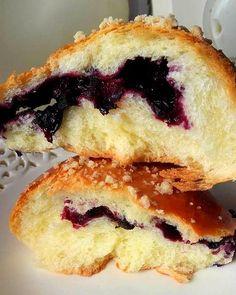 Polish Recipes, Polish Food, Sweet Cakes, Something Sweet, French Toast, Bread, Baking, Breakfast, Handicraft