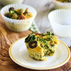 Ridiculously easy to make and just as delicious served warm or cold, these frittata cups make for an amazing breakfast, lunch, dinner or snack.