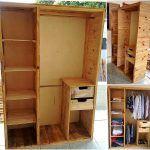 Inspiringly Fresh Wood Pallet Creations