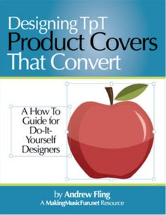 Designing TpT Product Covers That Convert | Free Digital Print Book