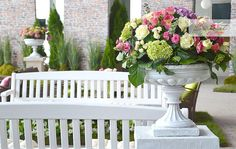 10 brightest ideas for wedding decoration - a fabulous country from Bouquet