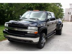 2002 Chevrolet Silverado 3500 - DUALLY
