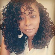 Sister Locs Styles, Curly Hair Styles, Natural Hair Styles, Black Kids Hairstyles, Afro Textured Hair, Hair Locks, Sisterlocks, Natural Hair Inspiration, Hair Studio