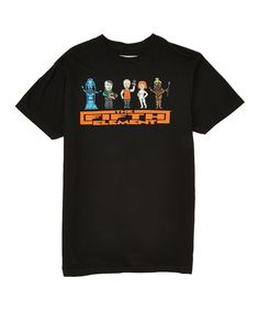 Look at this Black The Fifth Element 8Bit Tee - Men's Regular on #zulily today!