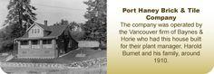 Maple Ridge BC Canada has a unique and interesting history.