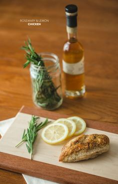 Rosemary & Lemon Chicken