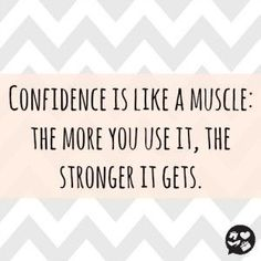 Stay confident! #inspiration #motivation #quotes