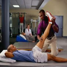 Career As a Physical Therapist actually makes good money!
