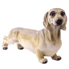 Cute Sausage Dog Garden Ornament Home Decorative by getgiftideas