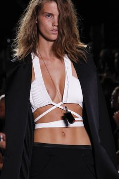 Alexander Wang Spring 2017 Ready-to-Wear Fashion Show Details | @andwhatelse