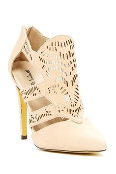 Michael Antonio - Locker Laser Cut Heel