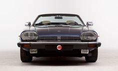 1989 JAGUAR XJS V12 CONVERTIBLE