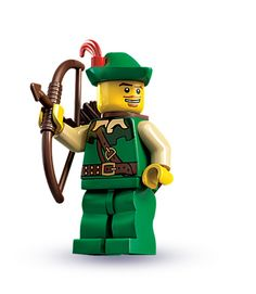 Forestman series 1 lego