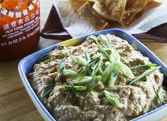 Crab Rangoon Dip or Sriracha Crab Rangoons Recipes