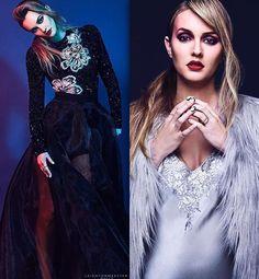 Leighton Meester feb 2017 Leighton Meester, Goth, Feb 2017, Instagram Posts, Style, Fashion, Gothic, Swag, Moda