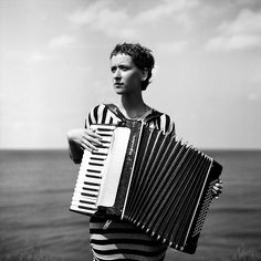 no instrument quite as cool as the accordian.