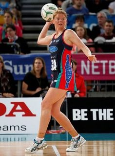 Caldwell learning from her Australian Idol - WHEN Tegan Caldwell first joined the Melbourne Vixens squad she was excited abou...