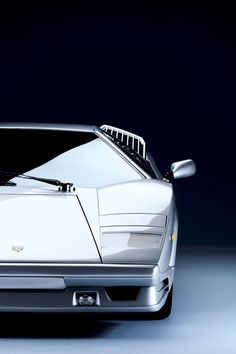 """The Countach may be the only automobile in history whose name is a crude word in Piedmontese, The word—pronounced, roughly, coon-tahshe—""""Holy shit!"""")"""
