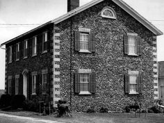 Tinker Home, 1585 Calkins Road, Henrietta, built in