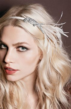 Cara Accessories 'Pretty Bird' Headband  http://shop.nordstrom.com/s/cara-accessories-pretty-bird-headband/3209400