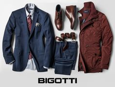 With a #modern #urban #look , #medium #length #waterproof #jacket can be worn over the #suit / #jacket , but also as an #addition to a #casual #outfit . #Available in #Bigotti #men #clothing #stores and on www.bigotti.ro