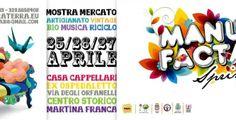 Manufacta - Spring edition - Location: Casa Cappellari  Via Orfanelli, 7