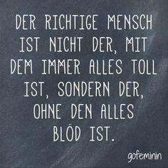 #spruchdestages #zitat #quotes #sprüche Noch mehr inspirierende Sprüche findet ihr auf gofeminin.de