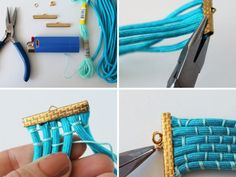 bracelet made with not that more than a rope